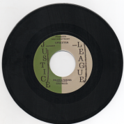 Junior Murvin - Police & Thieves / version (Justice League) 7""